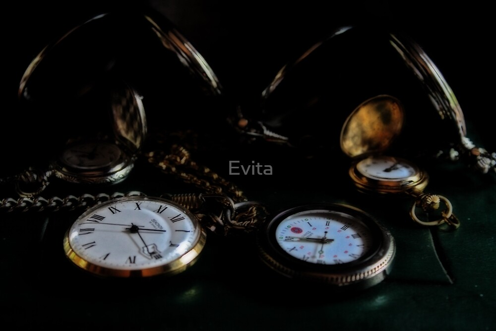Keeping Time by Evita