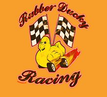 Rubber Ducky Racing Unisex T-Shirt