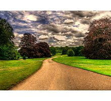 Road to... Photographic Print