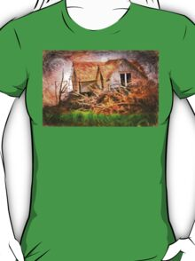 After The Wind Stops T-Shirt