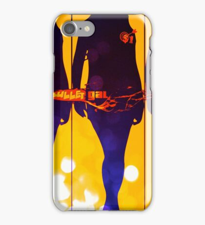 Bullet Gal #1: Cover Art iPhone Case/Skin