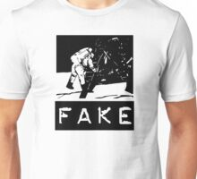 NASA Moon Landing Fake Unisex T-Shirt
