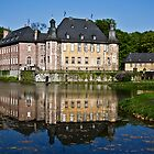 Schloss Dyck by Uwe Rothuysen