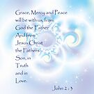 Grace, Mercy and Peace. by kimie