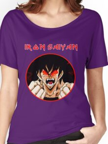 IRON SAIYAN Women's Relaxed Fit T-Shirt