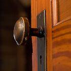 An Open Door by Darryl Wattenberg