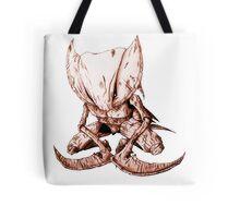 Kabutops Brown Tote Bag