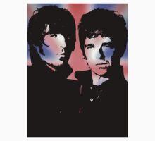 Oasis T Shirt Best of British by kmercury
