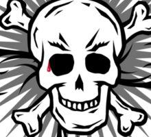 Skull & Tattoo    Sticker