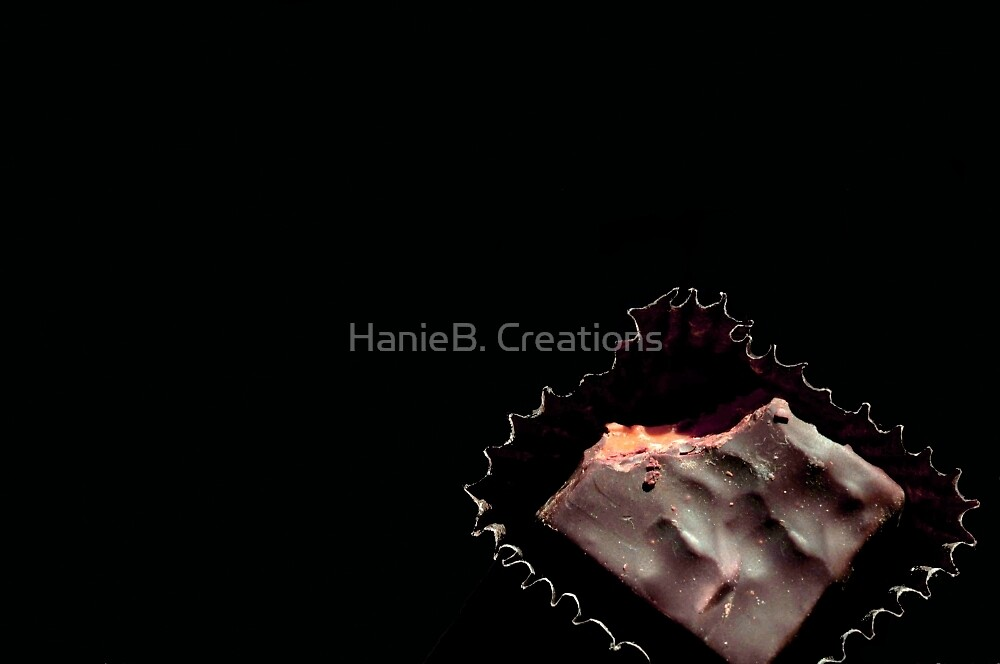 A bite of Chocolate by HanieBCreations