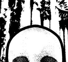 Goth Organ  Sticker