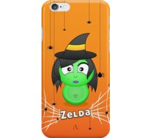 Halloween Fun Games - Zelda iPhone Case/Skin