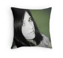 Moi Throw Pillow