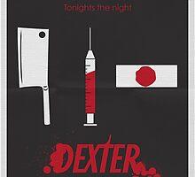 Dexter print by talkdesigntome