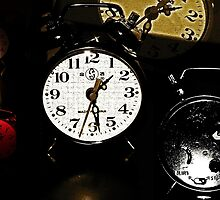 Running Out Of Time !? by Evita