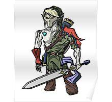 Death Link (Color) Poster