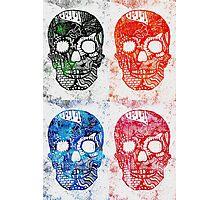 Skull 1.5 Photographic Print