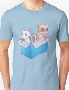 Ferrets In A Box T-Shirt