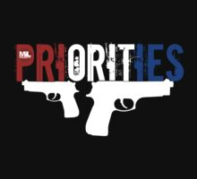Handgun Priorities by milpriority