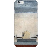 A Tuscan Fireplace iPhone Case/Skin