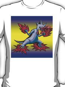 Psychic Attack Golduck  T-Shirt
