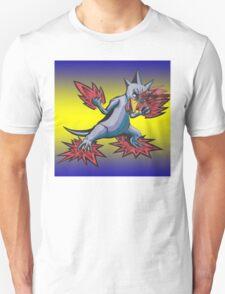 Psychic Attack Golduck  Unisex T-Shirt