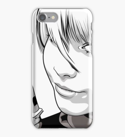 Bullet Gal: Pin-up iPhone Case/Skin