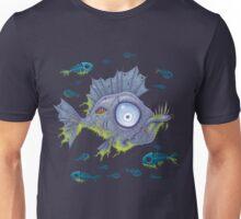Zombie Fish Unisex T-Shirt