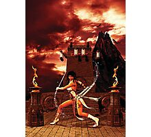 Phoenix Assassin Photographic Print