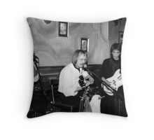 Delta Noise Throw Pillow