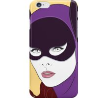 60s Bat Girl - Nagel Style iPhone Case/Skin