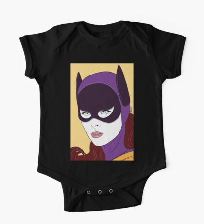 60s Bat Girl - Nagel Style Kids Clothes
