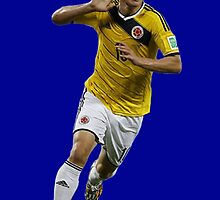 James Rodriguez by Enriic7