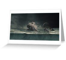 Kraken... Greeting Card