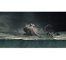 Kraken... Photographic Print