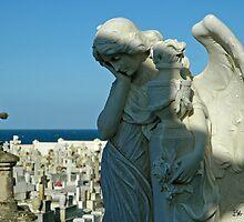 Cementerio de San Juan by Bob  Perkoski