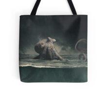 Kraken... Tote Bag