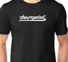 Just SharePoint - White Unisex T-Shirt