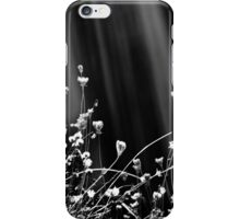 Waterfalls & Wildflowers iPhone Case/Skin