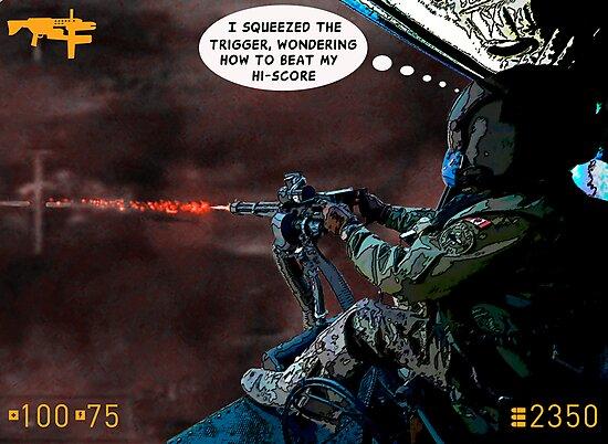 War Games by Synastone