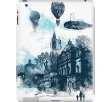 strange town iPad Case/Skin