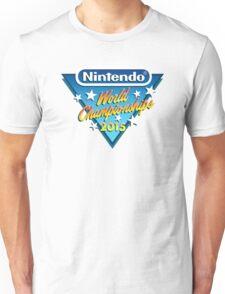 Nintendo World Championships 2015 Logo Unisex T-Shirt