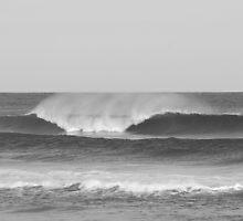 ocean power by Kim Ball