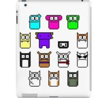 The Pixels iPad Case/Skin