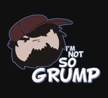 """I'm Not So Grump"" Game Grumps JonTron Era Shirt by NiGHTSflyer129"