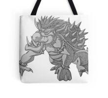 Super Saiyan Bowser Tote Bag