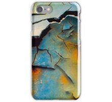 Cracked and Peeling Paint  iPhone Case/Skin