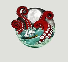 Kraken Attack Unisex T-Shirt