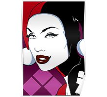 Harley - Nagel Style Poster