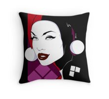 Harley - Nagel Style Throw Pillow